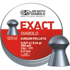 JSB Exact 4.50 mm, 0.547 g (500 шт.)