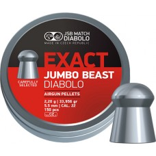 JSB Exact Jumbo Beast 5.52 mm, 2.20 g (150 шт.)