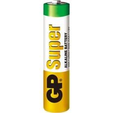 GP Super Alkaline AAA (LR03)