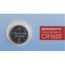 Minamoto CR1620 Lithium Cell