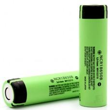 Аккумулятор 18650 Panasonic NCR18650B 3400 mAh Li-ion защищённый