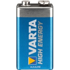 Varta High Energy 9V (Крона)