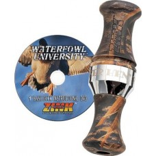 Zink Power Hen PH-2 Polycarbonate Duck Call with DVD