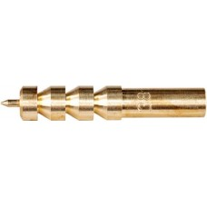 Dewey .38 Caliber Brass Jag - Female Threaded