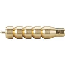 Dewey .50 Caliber Brass Jag - Female Threaded