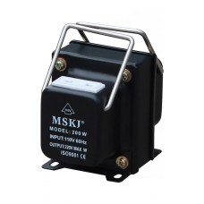 MSKJ Step Up & Down Transformer 220V-110V, 110V-220V, 200W