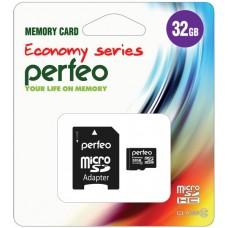 Micro SDHC карта 32 Gb 10 Class