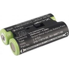 Аккумуляторы для Garmin Astro 430, Alpha 50, GPSMAP, Oregon (2000 mAh)