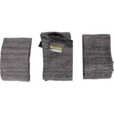 "Allen Knit Gun Sock 52"" Gray 3 Pack"