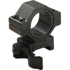 """Кольцо быстросъёмное 1""""/30mm - Weaver, Picatinny среднее"""