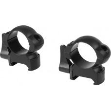 Кольца Marcool быстросъёмные стальные на Weaver и Picatinny (1 дюйм) средние