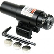 Лазерный целеуказатель на Weaver, Picatinny или ласточкин хвост