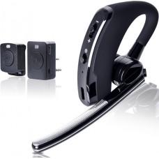 Bluetooth гарнитура с дополнительной кнопкой для раций 2-Pin