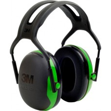Peltor X1A Over-the-Head Earmuffs