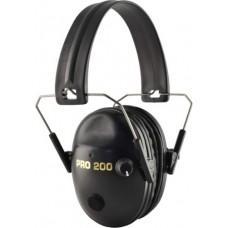 Pro Ears Pro 200 Electronic Muff Black