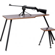 Стрелковый стол, универсальный двусторонний