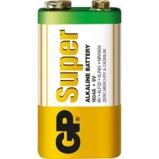 GP Super Alkaline 1604A 9V (Крона)