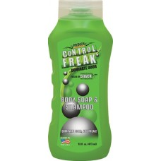 Primos Control Freak Scent Eliminator Body Soap and Shampoo 16-Ounce
